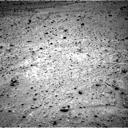 Nasa's Mars rover Curiosity acquired this image using its Right Navigation Camera on Sol 410, at drive 814, site number 17