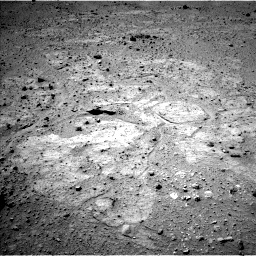 Nasa's Mars rover Curiosity acquired this image using its Left Navigation Camera on Sol 412, at drive 1036, site number 17