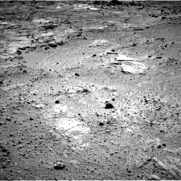 Nasa's Mars rover Curiosity acquired this image using its Left Navigation Camera on Sol 412, at drive 1246, site number 17
