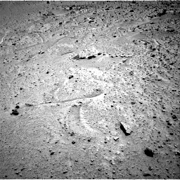 Nasa's Mars rover Curiosity acquired this image using its Right Navigation Camera on Sol 412, at drive 892, site number 17
