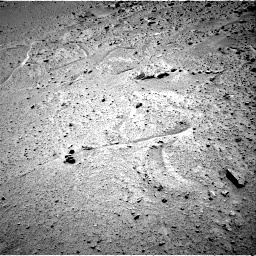 Nasa's Mars rover Curiosity acquired this image using its Right Navigation Camera on Sol 412, at drive 898, site number 17