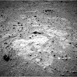 Nasa's Mars rover Curiosity acquired this image using its Right Navigation Camera on Sol 412, at drive 1042, site number 17