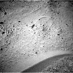 Nasa's Mars rover Curiosity acquired this image using its Right Navigation Camera on Sol 412, at drive 1108, site number 17