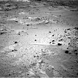 Nasa's Mars rover Curiosity acquired this image using its Right Navigation Camera on Sol 412, at drive 1156, site number 17