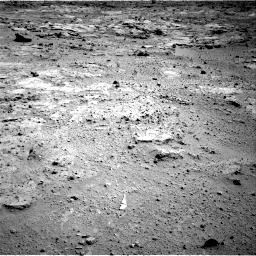 Nasa's Mars rover Curiosity acquired this image using its Right Navigation Camera on Sol 412, at drive 1174, site number 17