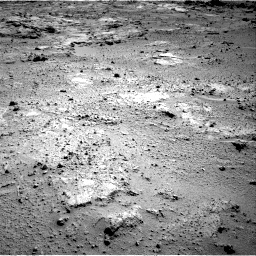 Nasa's Mars rover Curiosity acquired this image using its Right Navigation Camera on Sol 412, at drive 1192, site number 17