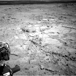 Nasa's Mars rover Curiosity acquired this image using its Right Navigation Camera on Sol 412, at drive 1210, site number 17