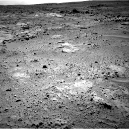 Nasa's Mars rover Curiosity acquired this image using its Right Navigation Camera on Sol 412, at drive 1228, site number 17