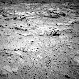 Nasa's Mars rover Curiosity acquired this image using its Right Navigation Camera on Sol 412, at drive 1246, site number 17