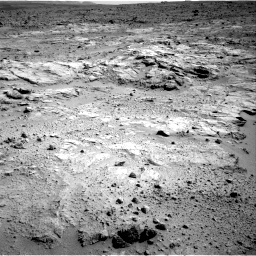 Nasa's Mars rover Curiosity acquired this image using its Right Navigation Camera on Sol 412, at drive 1282, site number 17