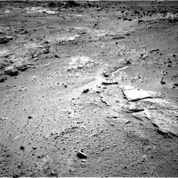 Nasa's Mars rover Curiosity acquired this image using its Right Navigation Camera on Sol 412, at drive 1294, site number 17