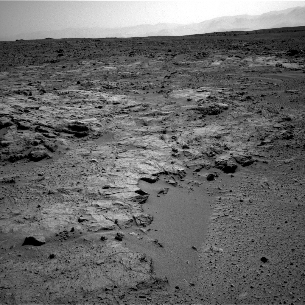 Nasa's Mars rover Curiosity acquired this image using its Right Navigation Camera on Sol 412, at drive 0, site number 18