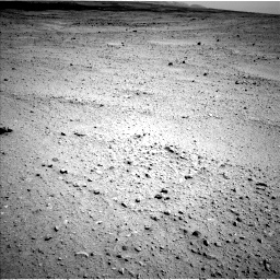 Nasa's Mars rover Curiosity acquired this image using its Left Navigation Camera on Sol 413, at drive 240, site number 18