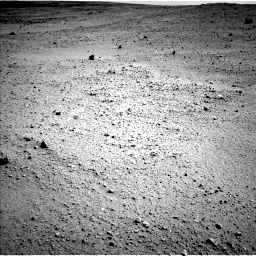 NASA's Mars rover Curiosity acquired this image using its Left Navigation Camera (Navcams) on Sol 413