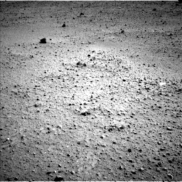 Nasa's Mars rover Curiosity acquired this image using its Left Navigation Camera on Sol 413, at drive 390, site number 18