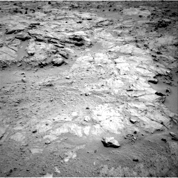 Nasa's Mars rover Curiosity acquired this image using its Right Navigation Camera on Sol 413, at drive 12, site number 18