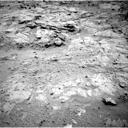 Nasa's Mars rover Curiosity acquired this image using its Right Navigation Camera on Sol 413, at drive 18, site number 18