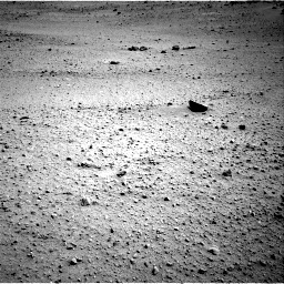 Nasa's Mars rover Curiosity acquired this image using its Right Navigation Camera on Sol 413, at drive 228, site number 18
