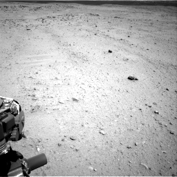 Nasa's Mars rover Curiosity acquired this image using its Right Navigation Camera on Sol 413, at drive 240, site number 18