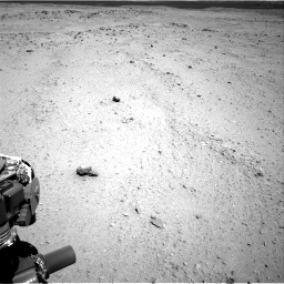 Nasa's Mars rover Curiosity acquired this image using its Right Navigation Camera on Sol 413, at drive 276, site number 18