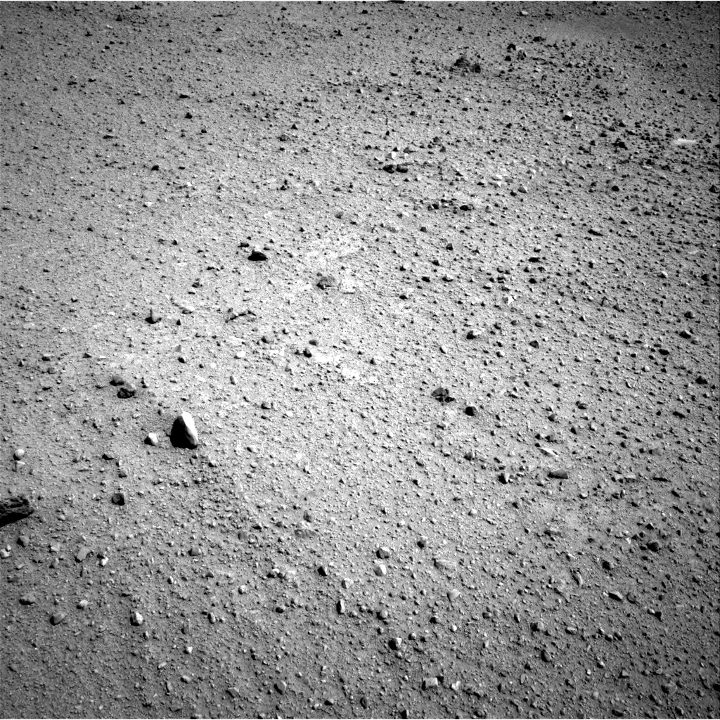 Nasa's Mars rover Curiosity acquired this image using its Right Navigation Camera on Sol 413, at drive 378, site number 18