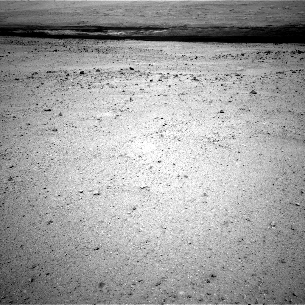 Nasa's Mars rover Curiosity acquired this image using its Right Navigation Camera on Sol 416, at drive 422, site number 18