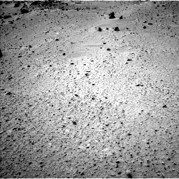 Nasa's Mars rover Curiosity acquired this image using its Left Navigation Camera on Sol 417, at drive 494, site number 18