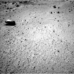 Nasa's Mars rover Curiosity acquired this image using its Left Navigation Camera on Sol 417, at drive 500, site number 18
