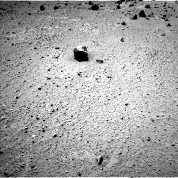 Nasa's Mars rover Curiosity acquired this image using its Left Navigation Camera on Sol 417, at drive 560, site number 18