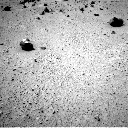 Nasa's Mars rover Curiosity acquired this image using its Left Navigation Camera on Sol 417, at drive 584, site number 18