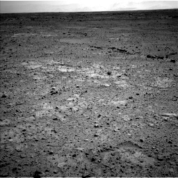 Nasa's Mars rover Curiosity acquired this image using its Left Navigation Camera on Sol 417, at drive 680, site number 18