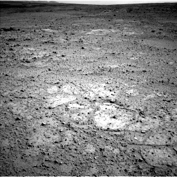 Nasa's Mars rover Curiosity acquired this image using its Left Navigation Camera on Sol 417, at drive 704, site number 18