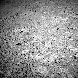 Nasa's Mars rover Curiosity acquired this image using its Left Navigation Camera on Sol 417, at drive 746, site number 18