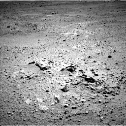 Nasa's Mars rover Curiosity acquired this image using its Left Navigation Camera on Sol 417, at drive 752, site number 18