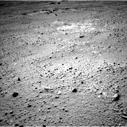 Nasa's Mars rover Curiosity acquired this image using its Left Navigation Camera on Sol 417, at drive 764, site number 18