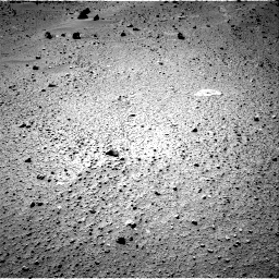 Nasa's Mars rover Curiosity acquired this image using its Right Navigation Camera on Sol 417, at drive 482, site number 18