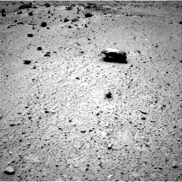 Nasa's Mars rover Curiosity acquired this image using its Right Navigation Camera on Sol 417, at drive 518, site number 18