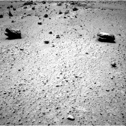Nasa's Mars rover Curiosity acquired this image using its Right Navigation Camera on Sol 417, at drive 524, site number 18