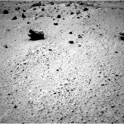 Nasa's Mars rover Curiosity acquired this image using its Right Navigation Camera on Sol 417, at drive 530, site number 18