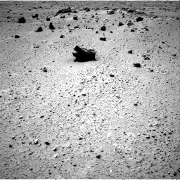 NASA's Mars rover Curiosity acquired this image using its Right Navigation Cameras (Navcams) on Sol 417