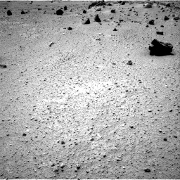 Nasa's Mars rover Curiosity acquired this image using its Right Navigation Camera on Sol 417, at drive 548, site number 18