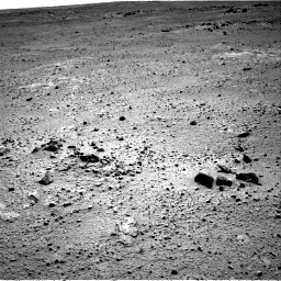 Nasa's Mars rover Curiosity acquired this image using its Right Navigation Camera on Sol 417, at drive 740, site number 18