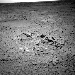 Nasa's Mars rover Curiosity acquired this image using its Right Navigation Camera on Sol 417, at drive 746, site number 18