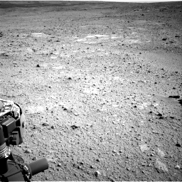 Nasa's Mars rover Curiosity acquired this image using its Right Navigation Camera on Sol 417, at drive 752, site number 18