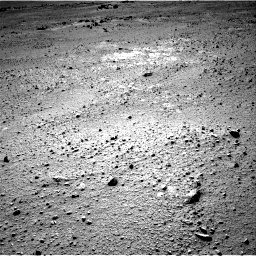 Nasa's Mars rover Curiosity acquired this image using its Right Navigation Camera on Sol 417, at drive 764, site number 18