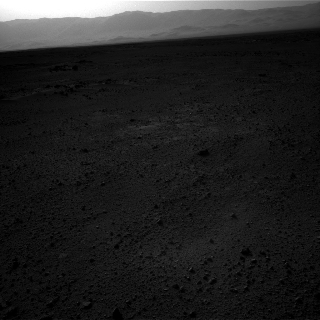 Nasa's Mars rover Curiosity acquired this image using its Right Navigation Camera on Sol 417, at drive 786, site number 18
