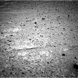 Nasa's Mars rover Curiosity acquired this image using its Left Navigation Camera on Sol 419, at drive 1158, site number 18