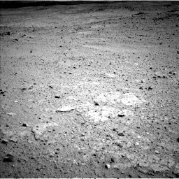 Nasa's Mars rover Curiosity acquired this image using its Left Navigation Camera on Sol 419, at drive 1170, site number 18