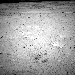 Nasa's Mars rover Curiosity acquired this image using its Left Navigation Camera on Sol 419, at drive 1188, site number 18