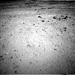 Nasa's Mars rover Curiosity acquired this image using its Left Navigation Camera on Sol 419, at drive 1278, site number 18